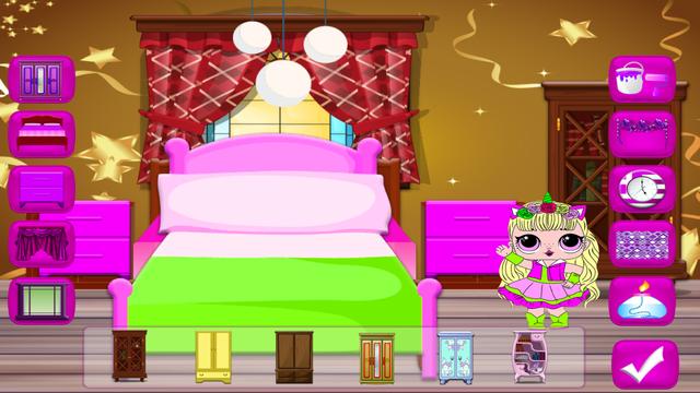Sweet House Makeover screenshot 1
