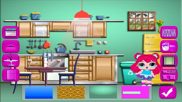 Sweet House Makeover screenshot 4