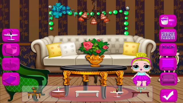 Sweet House Makeover screenshot 3