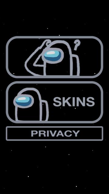Skins for Among Us Quiz Mine screenshot 1