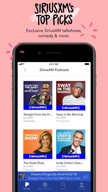 Pandora: Music & Podcasts screenshot 10