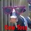 Cow Toss