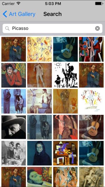 Art Gallery Premium screenshot 2