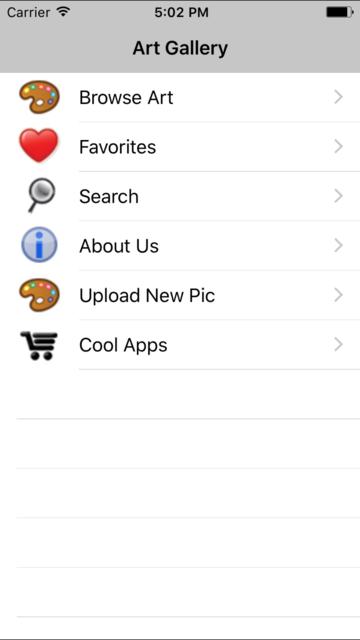 Art Gallery Premium screenshot 4