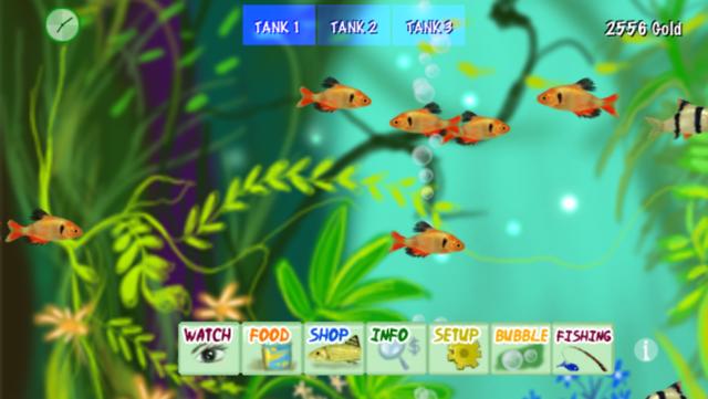 FreshWater Aquarium screenshot 1