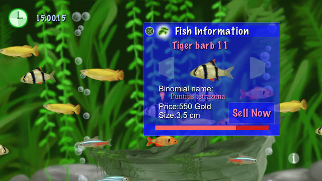 FreshWater Aquarium screenshot 2