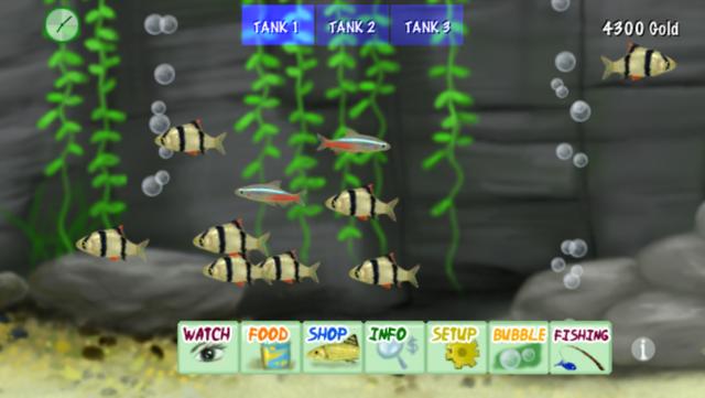 FreshWater Aquarium screenshot 3