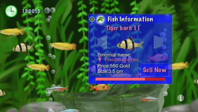 FreshWater Aquarium screenshot 7
