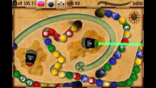 Blackbeard's Assault screenshot 1