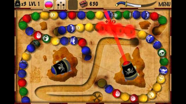 Blackbeard's Assault screenshot 2