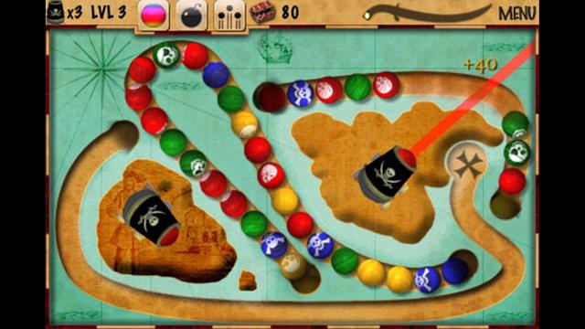 Blackbeard's Assault screenshot 5