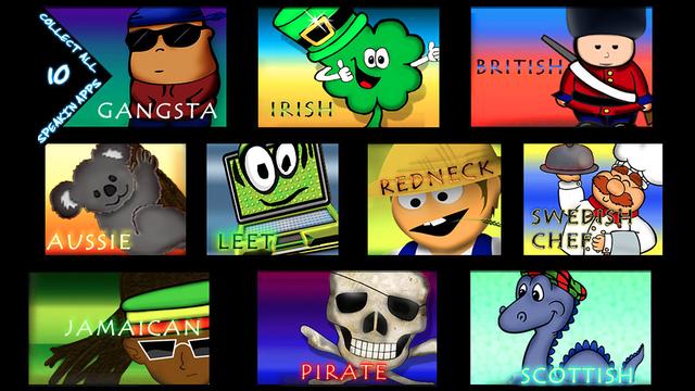 Speakin Pirate screenshot 4