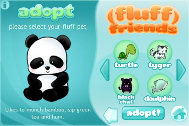 (fluff)Friends screenshot 1