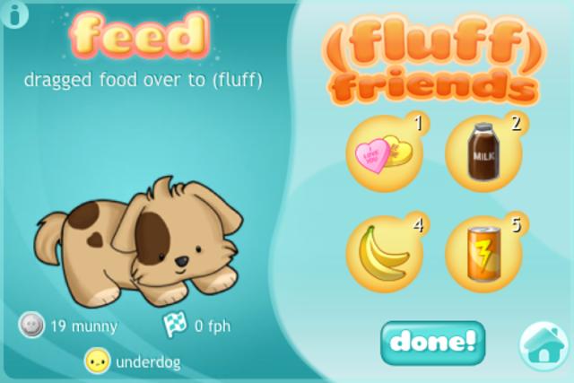 (fluff)Friends screenshot 2