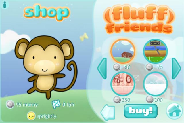 (fluff)Friends screenshot 5
