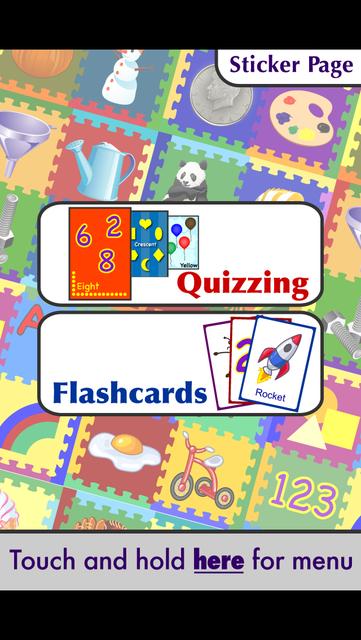 Quizzing Toddler Preschool screenshot 2