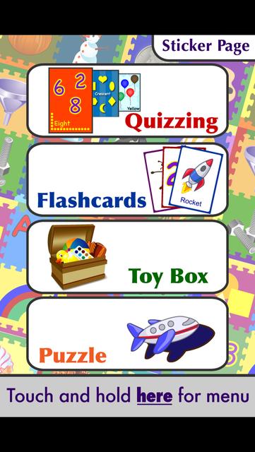 Letters Toddler Preschool screenshot 2