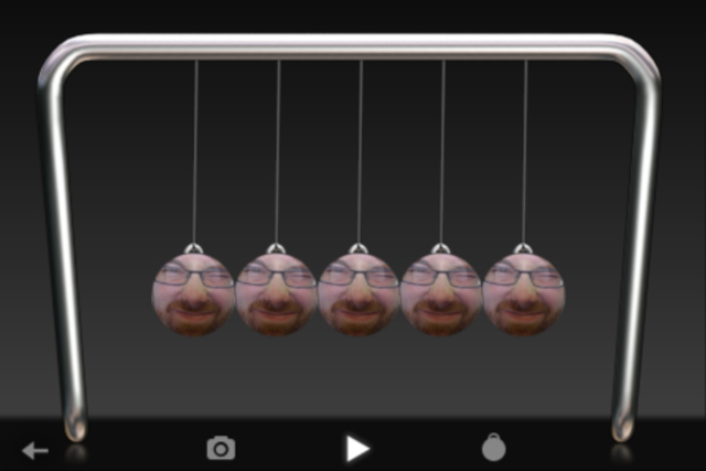Newton's Cradle Pro screenshot 5