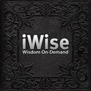 Icon for iWise - Wisdom on Demand