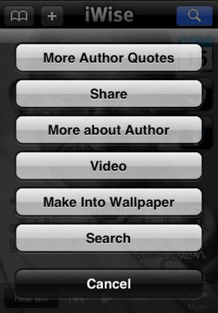 iWise - Wisdom on Demand screenshot 3