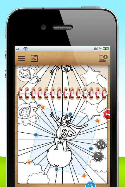 iColoringBook !!! screenshot 7