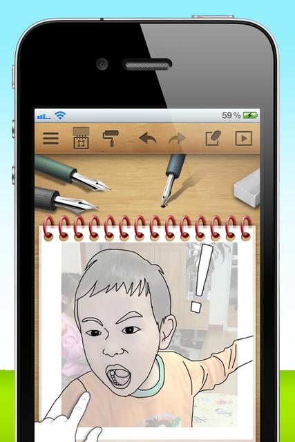 iColoringBook !!! screenshot 9