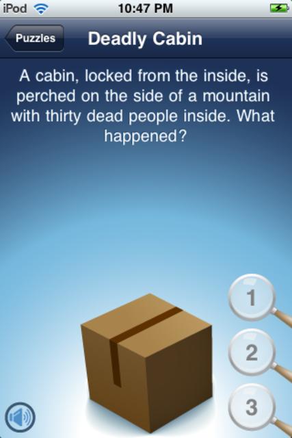 Outside The Box 1 screenshot 1