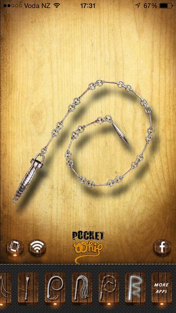 Pocket Whip screenshot 5