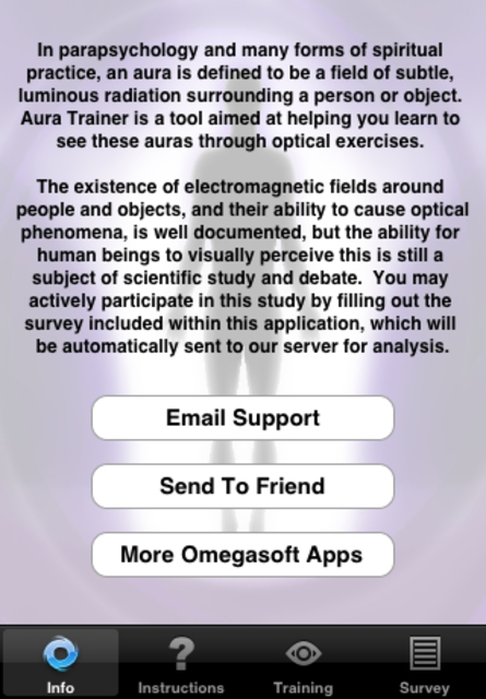 Aura Trainer : Learn To See Auras screenshot 2