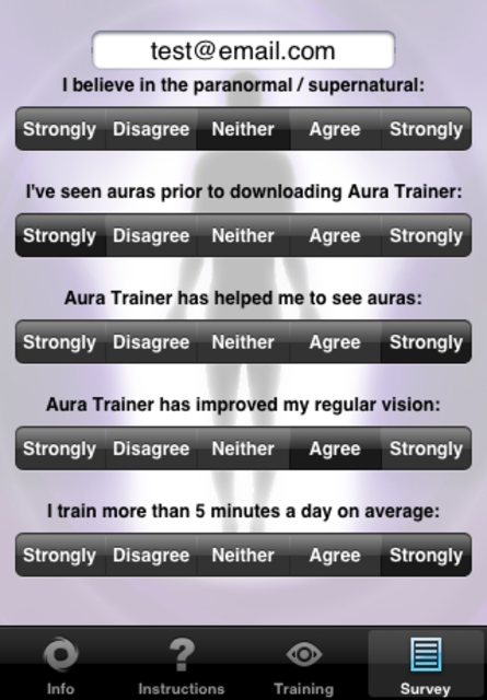 Aura Trainer : Learn To See Auras screenshot 4