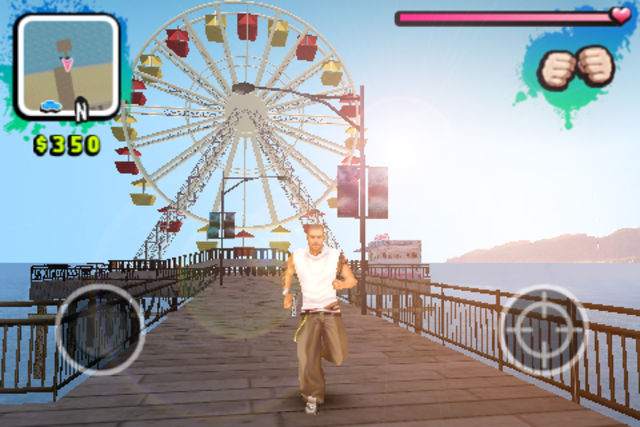 Gangstar: West Coast Hustle screenshot 1