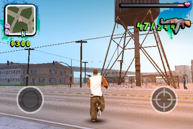 Gangstar: West Coast Hustle screenshot 3