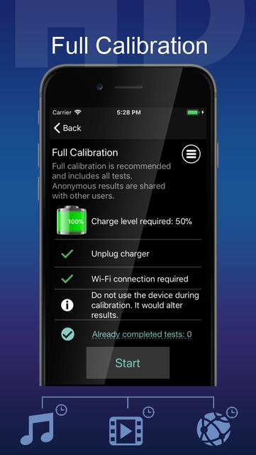 Battery HD+ Pro screenshot 2