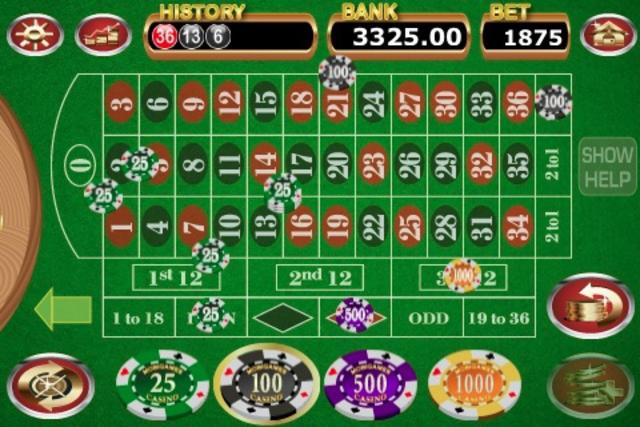 World Roulette screenshot 1