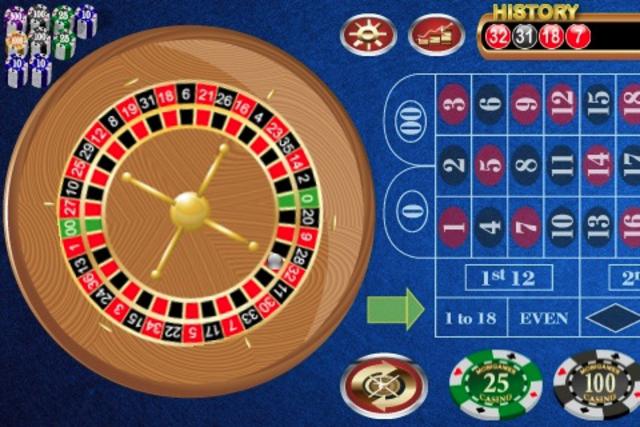 World Roulette screenshot 2