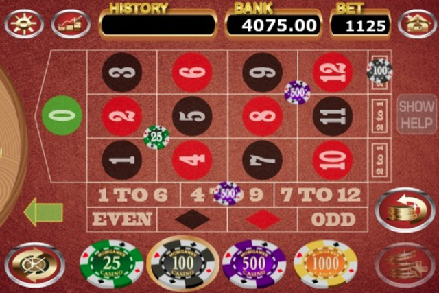World Roulette screenshot 3