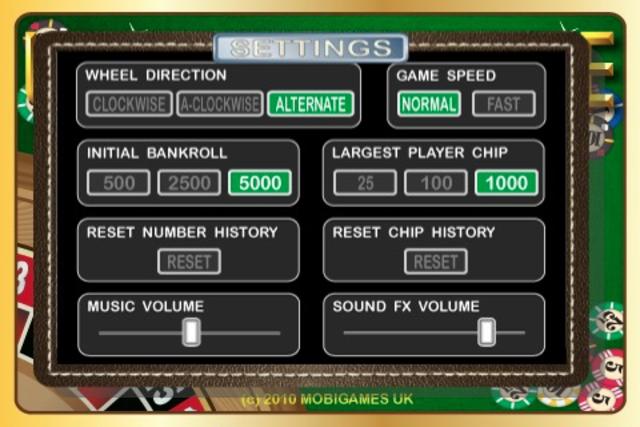 World Roulette screenshot 5