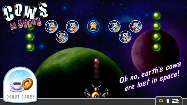 Cows In Space screenshot 4
