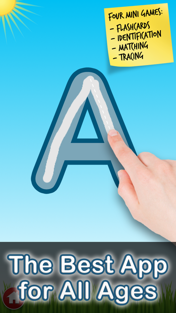 Letter Quiz Lite: ABC Tracing screenshot 11