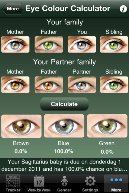 Baby Pregnancy Tracker screenshot 4