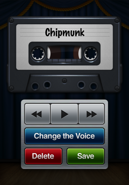Voices 2 ~ fun voice changing! screenshot 2