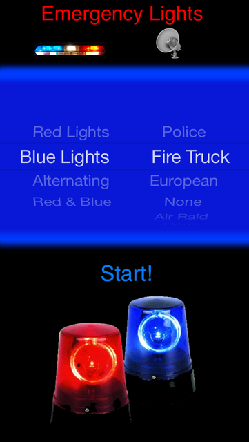 Emergency Lights screenshot 1