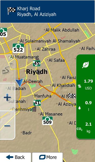 Igo Australia Map 2013.Middle East Igo Primo App