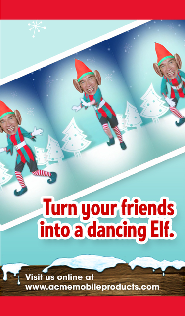 Super Dance Elf Christmas Classic screenshot 1