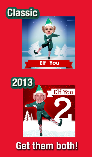 Super Dance Elf Christmas Classic screenshot 5