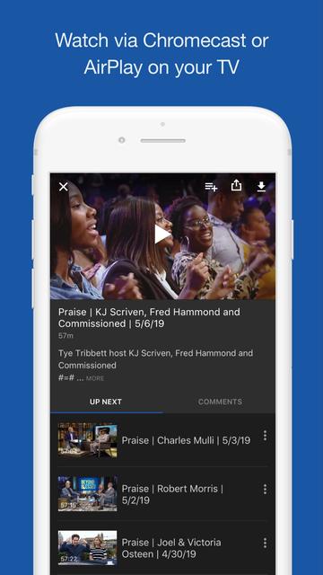 TBN: Watch TV Live & On Demand screenshot 10