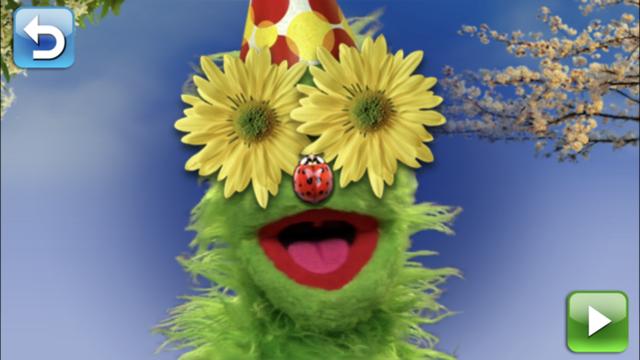 Elmo's Monster Maker screenshot 2