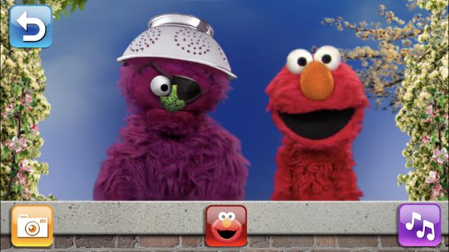Elmo's Monster Maker screenshot 3