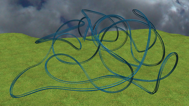 Coaster VR, Extreme Endless 3D Stereograph screenshot 5