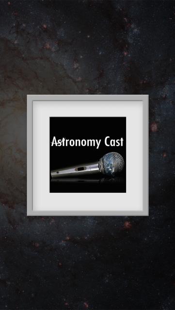 Astronomy Cast Player screenshot 1
